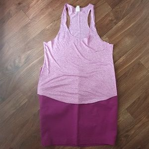Summer Time Lavender Tank Top